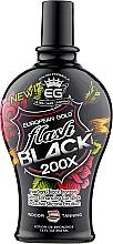 Духи, Парфюмерия, косметика Крем-бронзант для загара в солярии - European Gold Flash Black 200X