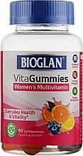 "Духи, Парфюмерия, косметика Желейки для женщин ""Мульти витамины"" - Bioglan Vitagummies Womens"