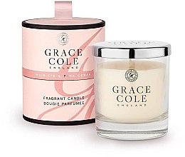 Духи, Парфюмерия, косметика Ароматизированная свеча - Grace Cole Wild Fig & Pink Cedar