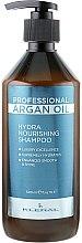 Духи, Парфюмерия, косметика Шампунь с аргановым маслом - Kleral System Argan Oil Hydra Nourishing Shampoo