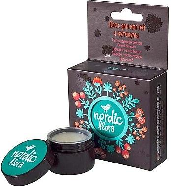 Воск для ногтей и кутикулы - Modum Nordic Flora