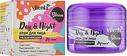 Духи, Парфюмерия, косметика Увлажняющий крем для лица - Vilenta Bloom Day & Night Cream