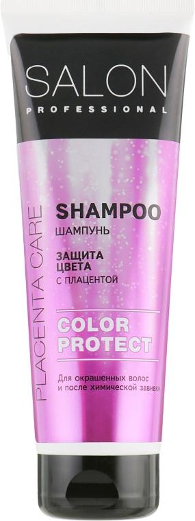 Шампунь для окрашенных волос - Salon Professional Color Protect
