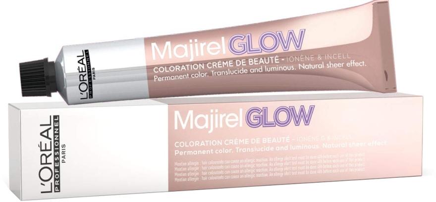 Стойкая полупрозрачная крем-краска - L'Oréal Professionnel Majirel Glow