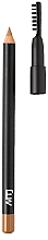 Духи, Парфюмерия, косметика Карандаш для бровей - MTJ Cosmetics Eyebrow Pencil