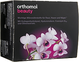 Духи, Парфюмерия, косметика Витамины для кожи и волос, флакон - Orthomol Beauty