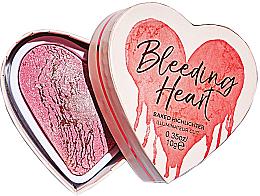 Духи, Парфюмерия, косметика Хайлайтер для лица - I Heart Revolution Bleeding Heart Highlighter