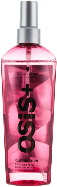 Многофункциональный спрей для укладки волос - Schwarzkopf Professional Osis Soft Glam Prime Prep Spray