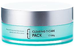 Духи, Парфюмерия, косметика Себорегулирующая крем-маска - Sferangs Clearing T-care Pack