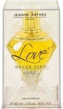 Духи, Парфюмерия, косметика Jeanne Arthes Love Never Dies Gold - Парфюмированная вода
