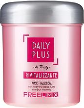 Духи, Парфюмерия, косметика Маска для волос - Freelimix Daily Plus Mask In-Fruit Revitalizing For All Hair Types