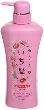 Духи, Парфюмерия, косметика Шампунь восстанавливающий для поврежденных и тонких волос, с ароматом граната - Kanebo Ichikami Shampoo
