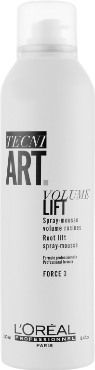 Мусс-спрей для прикорневого объема - L'Oreal Professionnel Tecni.art Volume Lift Spray-Mousse