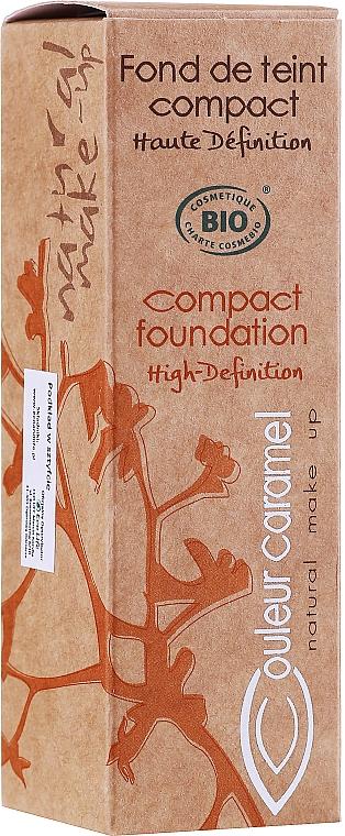 Компактная тональная основа - Couleur Caramel Compact Foundation