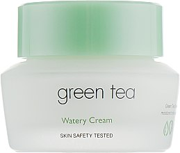 Крем для лица - It's Skin Green Tea Watery Cream — фото N2