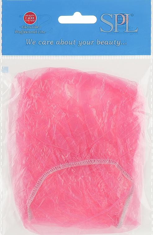 Шапочка для душа 4045, розовая - SPL