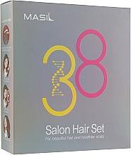 Духи, Парфюмерия, косметика Набор - Masil 8 Seconds Salon Hair Set (mask/200ml + mask/8ml + shm/300ml + shm/8ml )