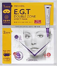 Духи, Парфюмерия, косметика Маска для лица с лифтинг-эффектом с E.G.F, двухзональная - Beauty Clinic