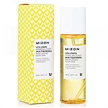 Духи, Парфюмерия, косметика Осветляющий тонер - Mizon Vita Lemon Sparkling Toner