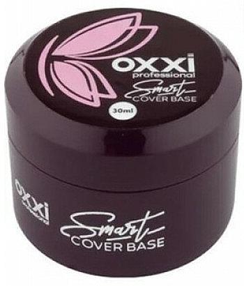 Камуфлирующая база-корректор для гель-лака - Oxxi Professional Smart Cover Base