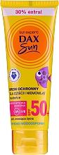 Духи, Парфюмерия, косметика Детский солнцезащитный крем - Dax Sun Protection Cream SPF 50+