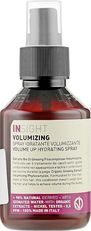 Спрей для объема волос - Insight Volumizing Spray