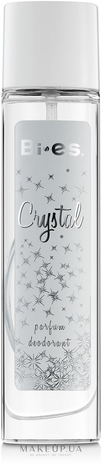 Bi-Es Crystal - Парфюмированный дезодорант-спрей — фото 75ml