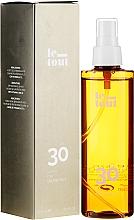 Духи, Парфюмерия, косметика Солнцезащитное сухое масло - Le Tout Dry Oil Protect SPF30