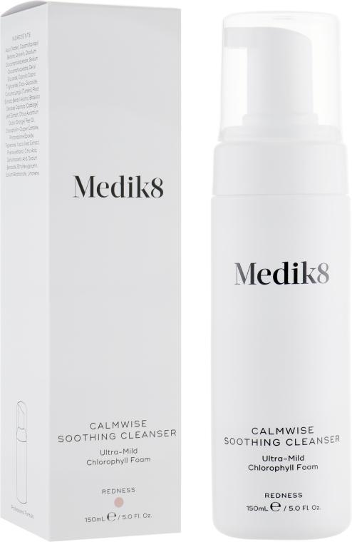 Очищающая пенка для чувствительной кожи - Medik8 Calmwise Soothing Cleanser