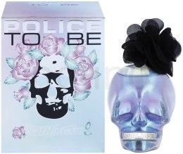 Духи, Парфюмерия, косметика Police To Be Rose Blossom - Парфюмированная вода