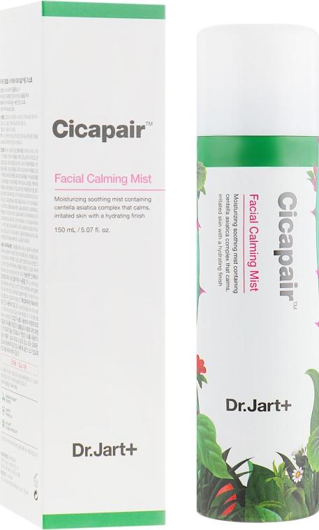 Успокаивающий мист для лица - Dr. Jart+ Cicapair Facial Calming Mist