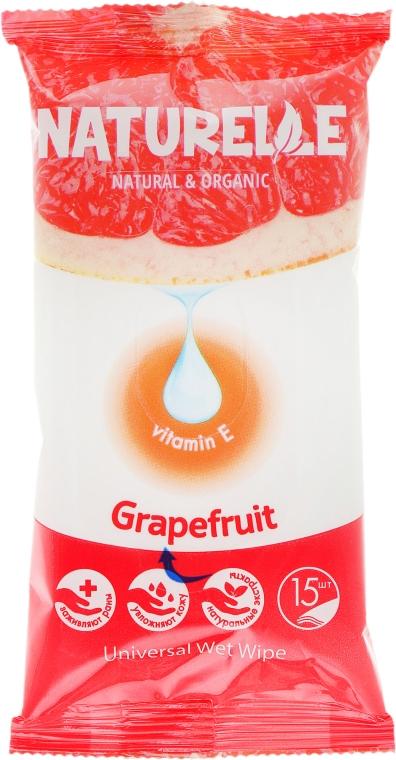 """Салфетки влажные """"Грейпфрут"""" - Naturelle Grapefruit"""