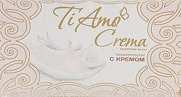 Духи, Парфюмерия, косметика Туалетное мыло с кремом - Мыловаренные традиции Ti Amo Crema