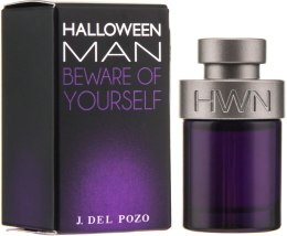 Jesus Del Pozo Halloween Man Beware Of Yourself - Туалетная вода (мини) — фото N1