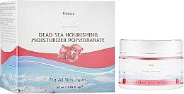 Духи, Парфюмерия, косметика Питательный и увлажняющий крем с экстрактом граната - Finesse Dead Sea Pomegranate Nourishing Moisturizer