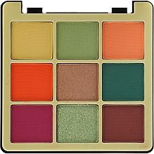 Духи, Парфюмерия, косметика Палетка теней для век - Anastasia Beverly Hills Norvina Pro Pigment Mini №2