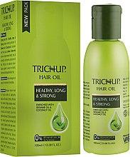 Духи, Парфюмерия, косметика Масло для здоровых, длинных и крепких волос - Vasu Trichup Healthy Long & Strong