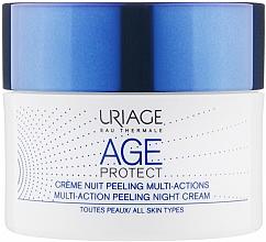 Духи, Парфюмерия, косметика Крем-пилинг ночной многофункциональный - Uriage Age Protect