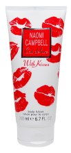 Духи, Парфюмерия, косметика Naomi Campbell Cat Deluxe With Kisses Body Lotion - Лосьон для тела