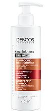 Парфумерія, косметика Шампунь для реконструкції поверхні пошкодженого та ослабленого волосся - Vichy Dercos Kera-Solutions Resurfacing Shampoo