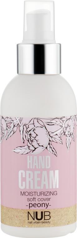 Увлажняющий крем для рук - NUB Moisturizing Hand Cream Peony