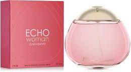 Духи, Парфюмерия, косметика Davidoff Echo woman - Парфюмированная вода