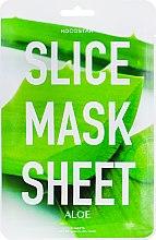"Духи, Парфюмерия, косметика Маска-слайс для лица ""Алоэ вера"" - Kocostar Slice Mask Sheet Aloe"