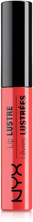 Глянцевый блеск для губ - NYX Professional Makeup Lip Lustre Glossy Tint