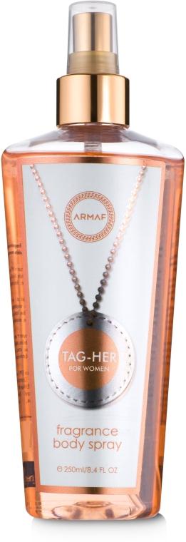 Armaf Tag-Her Body Spray - Спрей для тела