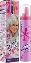 Духи, Парфюмерия, косметика Мусс для волос красящий - Venita Trendy Color Mousse