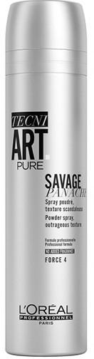 Текстурирующая пудра-спрей - L'Oreal Professionnel Tecni.Art Savage Panache Pure Force4 (без запаха)