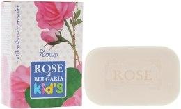 Духи, Парфюмерия, косметика Детское мыло - BioFresh Rose of Bulgaria Kids Soap