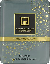 Духи, Парфюмерия, косметика Маска для лица - Bioaqua Gold Above Beauty Mask