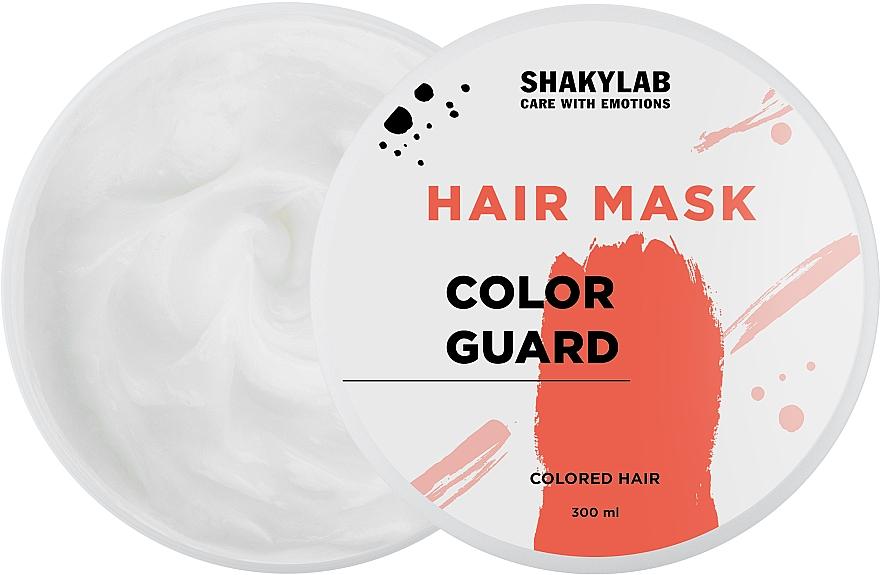 """Маска для окрашенных волос """"Color Guard"""" - SHAKYLAB Hair Mask For Colored Hair"""